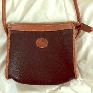 Vintage Dooney & Bourke small leather purse